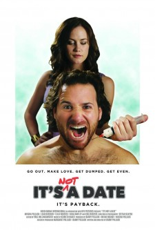 Affiche du film It's Not a Date