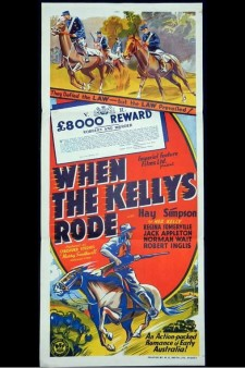 Affiche du film When the Kellys Rode
