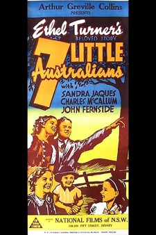 Affiche du film Seven Little Australians