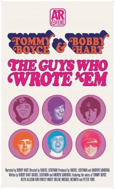 Affiche du film Boyce & Hart: The Guys Who Wrote 'Em