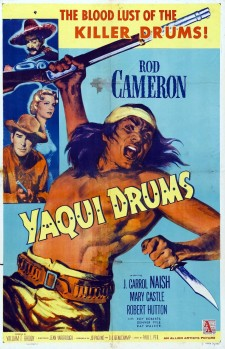 Yaqui Drums