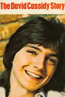 Affiche du film The David Cassidy Story
