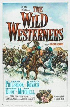 Affiche du film The Wild Westerners