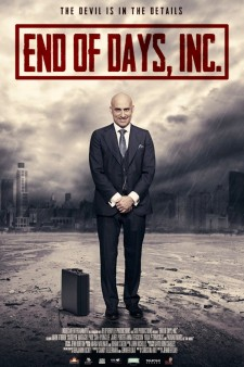 Affiche du film End of Days, Inc.