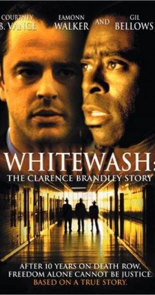Affiche du film Whitewash: The Clarence Brandley Story
