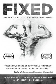 Affiche du film Fixed: The Science/Fiction of Human Enhancement