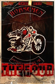 Affiche du film The Four