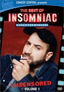 Affiche du film The Best of Insomniac with Dave Attell Volume 1