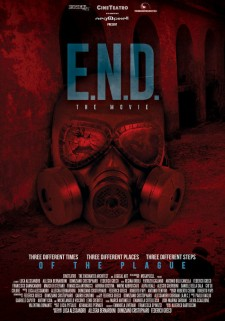 Affiche du film E.N.D. - The Movie