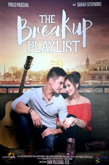 Affiche du film The Breakup Playlist