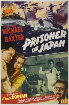 Affiche du film Prisoner of Japan