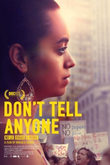 Affiche du film Don't Tell Anyone (No Le Digas A Nadie)