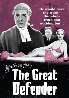 Affiche du film The Great Defender