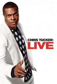 Affiche du film Chris Tucker Live