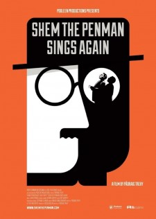 Affiche du film Shem the Penman Sings Again