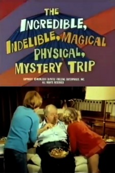 Affiche du film The Incredible, Indelible, Magical Physical, Mystery Trip