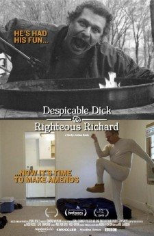 Affiche du film Despicable Dick and Righteous Richard