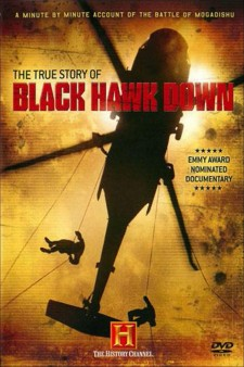 Affiche du film The True Story of Black Hawk Down