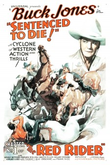 Affiche du film The Red Rider