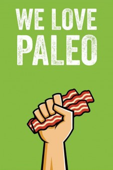 Affiche du film We Love Paleo