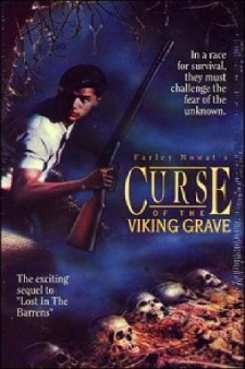 Affiche du film Lost in the Barrens II: The Curse of the Viking Grave