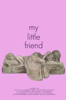 Affiche du film My Little Friend