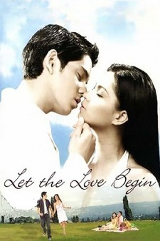 Affiche du film Let the Love Begin