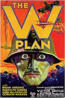 Affiche du film The W Plan