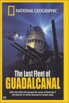 Affiche du film National Geographic: The Lost Fleet of Guadalcanal