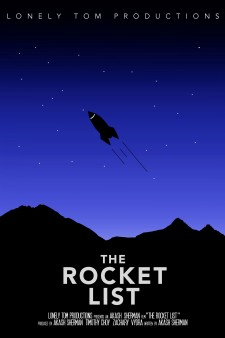 Affiche du film The Rocket List