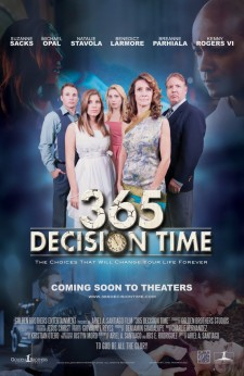 Affiche du film 365 Decision Time