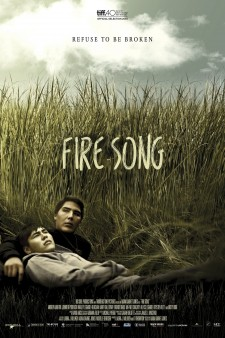 Affiche du film Fire Song