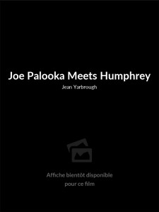 Affiche du film Joe Palooka Meets Humphrey