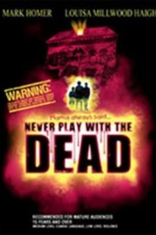 Affiche du film Never Play with the Dead