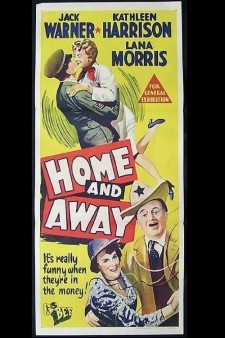 Affiche du film Home and Away