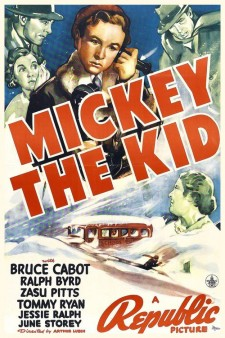 Affiche du film Mickey the Kid