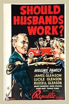 Affiche du film Should Husbands Work?