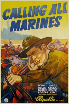 Affiche du film Calling All Marines