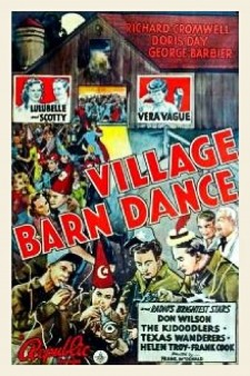 Affiche du film Village Barn Dance