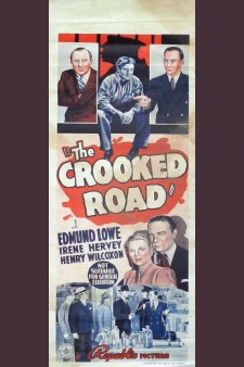 Affiche du film The Crooked Road