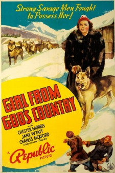 Affiche du film Girl from God's Country