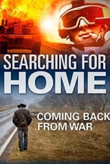 Affiche du film Searching for Home, Coming Back From War