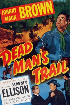 Affiche du film Dead Man's Trail