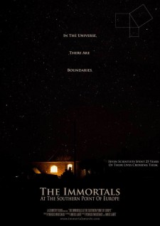 Affiche du film The Immortals at the Southern Point of Europe