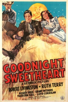 Affiche du film Goodnight, Sweetheart
