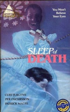 Affiche du film The Sleep of Death
