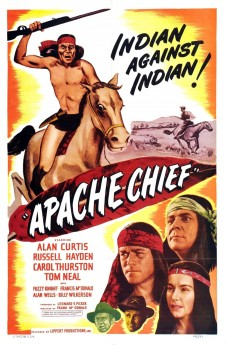 Affiche du film Apache Chief