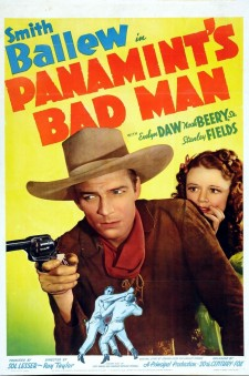 Affiche du film Panamint's Bad Man