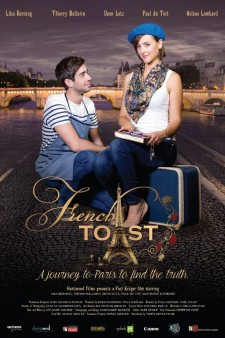 Affiche du film French Toast
