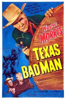 Affiche du film Texas Bad Man